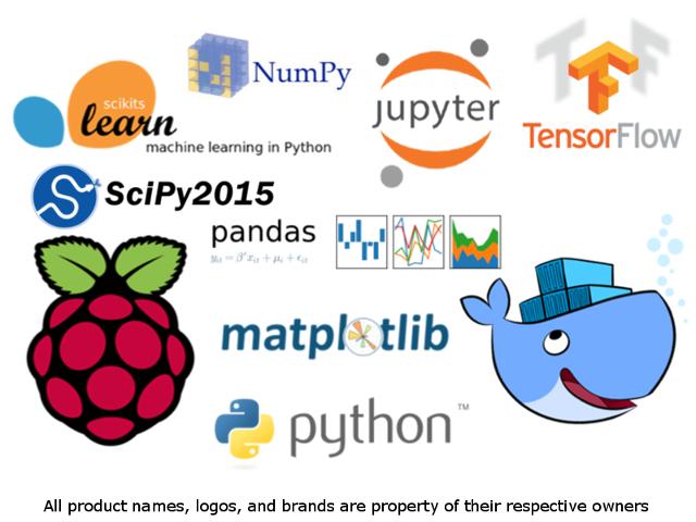 Contenedor Docker para Raspberry y otros dispositivos ARM para
